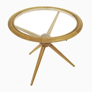 Table d'Appoint Mid-Century, Italie