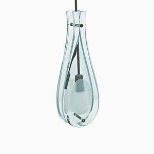 Lámpara colgante modelo 2259 de Max Ingrand para Fontana Arte, años 60