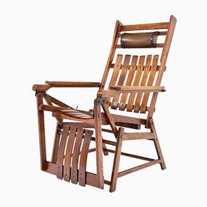 Siesta Medizinal Sessel von Hans & Wassili Luckhardt für Thonet, 1930er