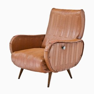 Mid-Century Italian Lounge Chair