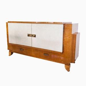 Französisches Art Deco Sideboard, 1940er