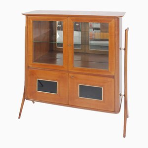 Mid-Century Italian Display Cabinet