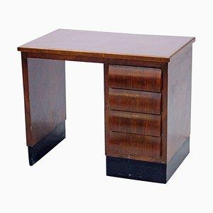 Mid-Century Schreibtisch aus Holz