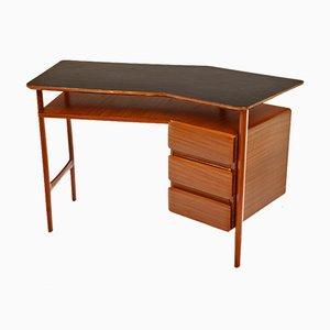 Italienischer Vintage Schreibtisch, 1950er