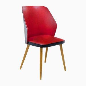 Italienischer Mid-Century Stuhl