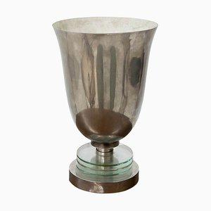 Lámpara de mesa Art Déco, años 40