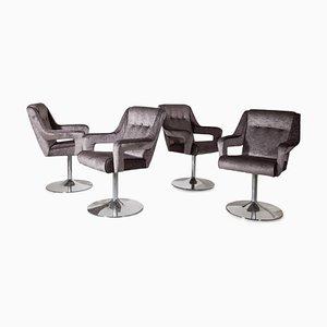 Mid-Century Italian Swivel Chairs