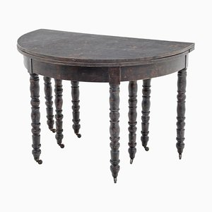 Scandinavian Pull-Out Table, 1840s