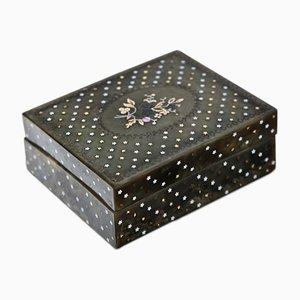 Caja francesa, década del 1800