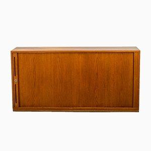 Vintage Sideboard with Sliding Door