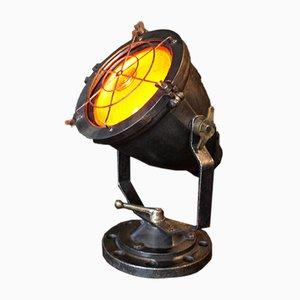 Lampe Projecteur Industrielle de ASEI, 1950s
