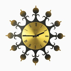 Reloj solar de Weimar Electronic, años 70