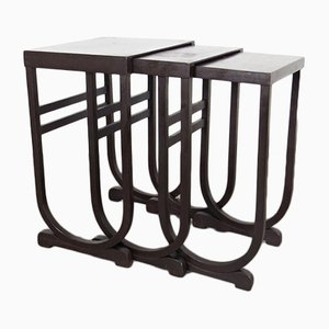 Vintage Nesting Tables, 1920s