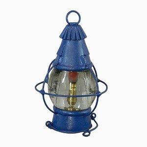 Lanterne de Bateau Globe Antique