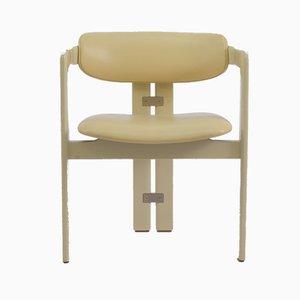 Italienische Pamplona Stühle von Augusto Savini für Pozzi, 1960er, 6er Set