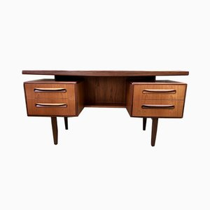 Mid-Century Fresco Teak Desk by Victor Wilkins for G-Plan