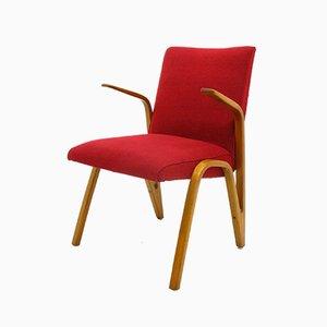 Deutscher Mid-Century Stuhl von Paul Bode, 1950er