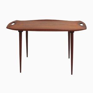 Table d'Appoint en Teck par Jens Quistgaard, 1960s