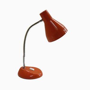 Lampe de Bureau Vintage Orange de Herbert Terry & Sons, 1960s