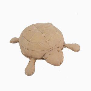Schweizer Schildkröte aus Leder von Desede, 1960er