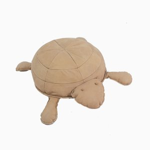 Swiss Leather Turtle from de Sede, 1960s