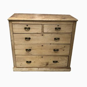 English Style Chest of Drawers, 1930s