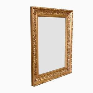Antique Italian Gold Mirror