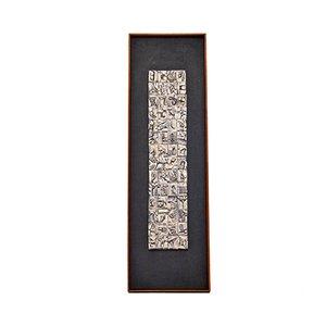 Gerahmtes Relief aus Keramikfliesen von Ron Hitchins, 1960er
