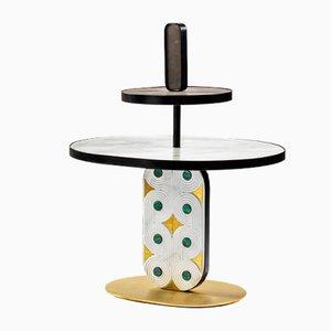 Tavolino da caffè Calafato di Elena Salmistraro per Liithea