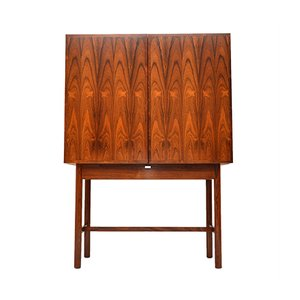 Vintage Rosewood Drinks Cabinet by Robert Heritage for Archie Shine, 1960s