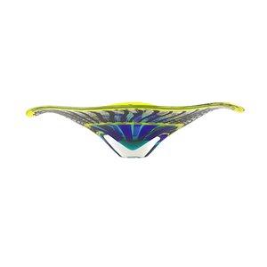 Cuenco Reticello de cristal de Murano de Valter Rossi, 2019