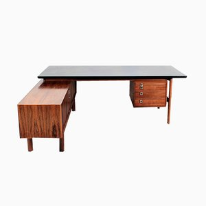 Mid-Century Palisander Desk by Arne Vodder for Sibast