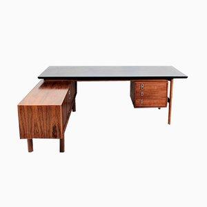 Mid-Century Schreibtisch aus Palisander von Arne Vodder für Sibast