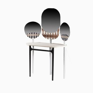 Teodora Dressing Table by Elena Salmistraro for Lithea
