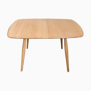 Tavolino in faggio e olmo di Ercol, anni '70