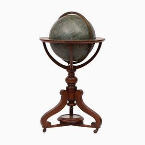 19th-Century Celestial Globe by W & A K Johnston