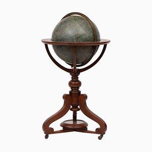 Globo celeste de W & AK Johnston, siglo XIX