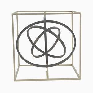 Escultura Kinetic de Rudolf Rochelt, años 50