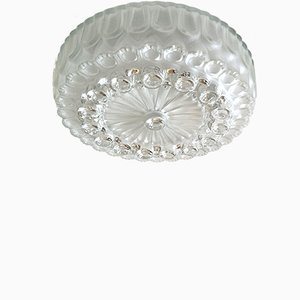 Mid-Century German Flush Mount, 1960s