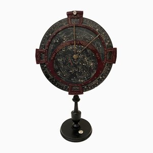 Planisferio celeste vintage de Mang