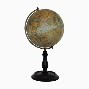 Terrestrial Globe from Geographia, 1920s