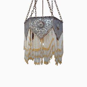 Lampe à Suspension Art Nouveau