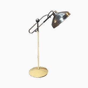 Lámpara de pie industrial Mid-Century