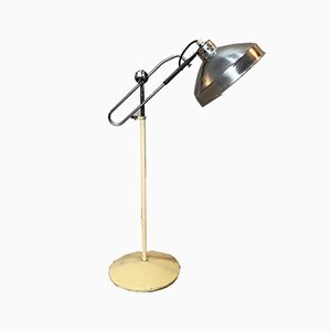 Mid-Century Industrial Floor Lamp