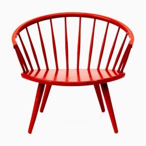 Vintage Arka Stuhl von Yngve Ekström für Stolab