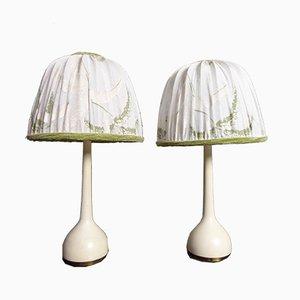 Tischlampen von Hans Agne Jakobsson AB Markaryd, 1960er, 2er Set