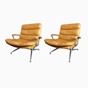 Gamma Armchairs by Paul Tuttle for Strässle, 1960s, Set of 2