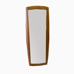 Vintage Mirror by Uno & Östen Kristiansson for Vittjö Möbel, 1960s