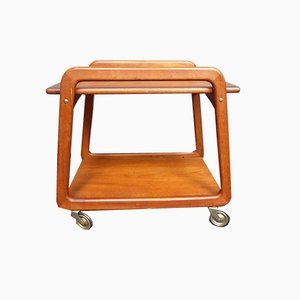 Vintage Bar Cart from Sika Mobler, 1960s