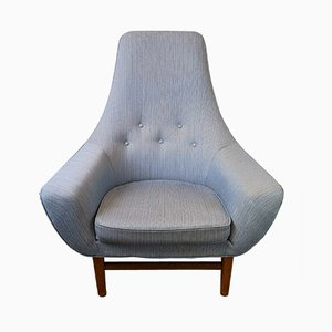 Vintage Swedish Lounge Chair from S.M. Wincrantz